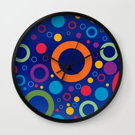 Modern Circles Wall Clock