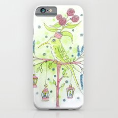 Flowerpot bird Slim Case iPhone 6s