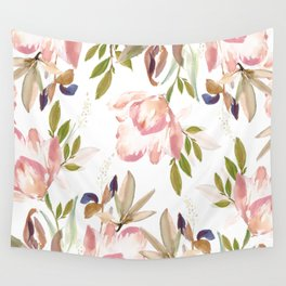 Darling Blooms 02 Wall Tapestry