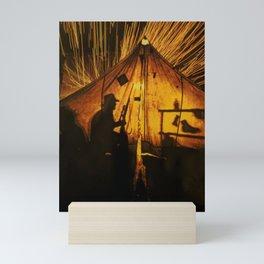 CAMP Mini Art Print