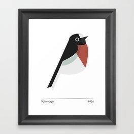 vatervogel Framed Art Print