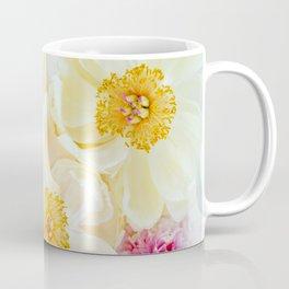 peony cascade Coffee Mug