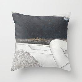 Halcyon Throw Pillow