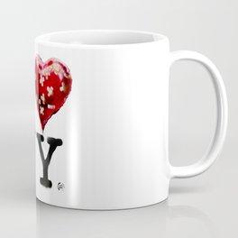 Banksy * I Love New York Coffee Mug