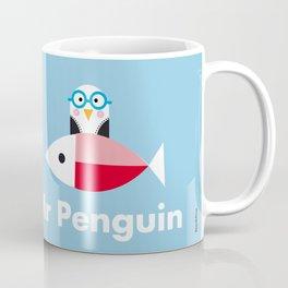 Mr. Penguin Coffee Mug