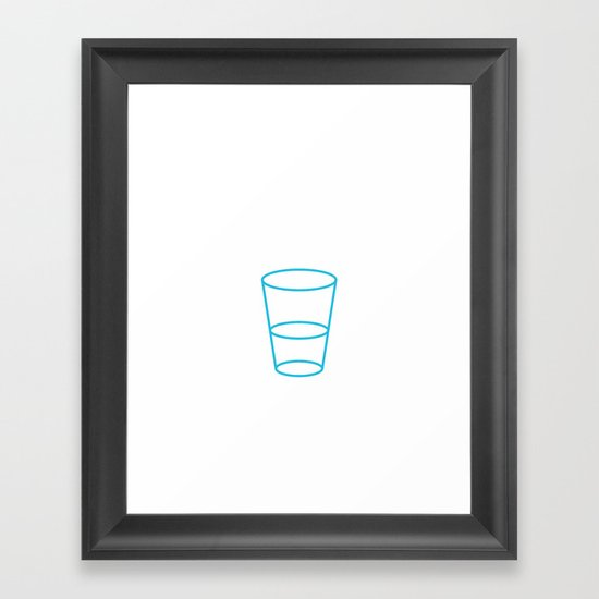 Philosophical Idiom #1 Framed Art Print