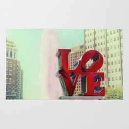 Philadelphia Love Rug