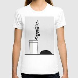 Best company: coffee and bun T-shirt