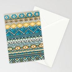 aztèques yoaz Stationery Cards