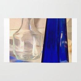 The Blue Bottle Rug