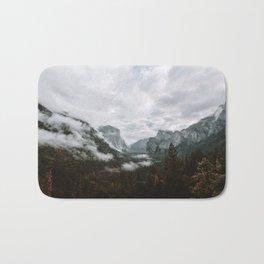 Moody Yosemite Tunnel View Bath Mat