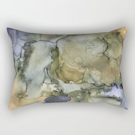 Abstract #7625 Rectangular Pillow