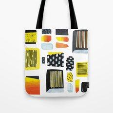 Perfume & Lipstick Tote Bag