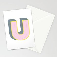 Love U Stationery Cards