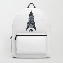 Reach For The Stars Backpack