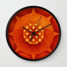 Mars - Victoria Crater Wall Clock