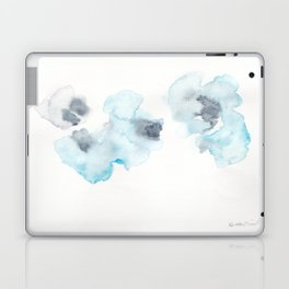 180807 Abstract Watercolour 12 | Colorful Abstract |Modern Watercolor Art Laptop & iPad Skin
