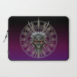 Face of the Demon King .. fantasy art Laptop Sleeve