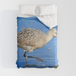 Marbled Godwit Comforters