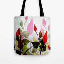 Rosebush Tote Bag