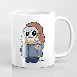 Thumbs up, Jesus Apollo! Coffee Mug