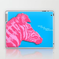 Wear Your Stripes Proudly #1 Laptop & iPad Skin