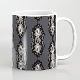 Trendy Ornamental Arabesque Flourish Coffee Mug