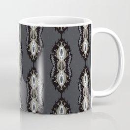 Trendy Ornamental Arabesque Flourish Coffee Mug