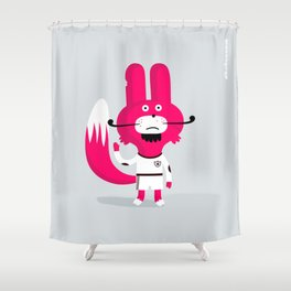 Furball Utd : idokungfoo.com Shower Curtain