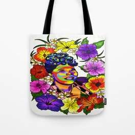 Ella Fitzgerald Jazz Legend Tote Bag