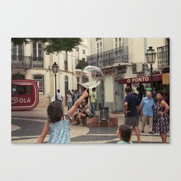 POP! Canvas Print
