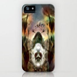 Silent Tranquility  iPhone Case