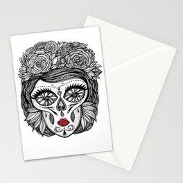 Miss Calavera Stationery Cards