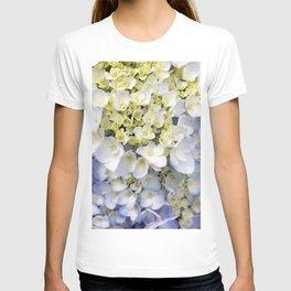 hortensia/ hydrangea T-shirt