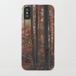morton combs 01 iPhone Case