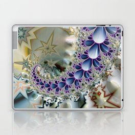 Birth of the Sea Slugs Fractal Laptop & iPad Skin