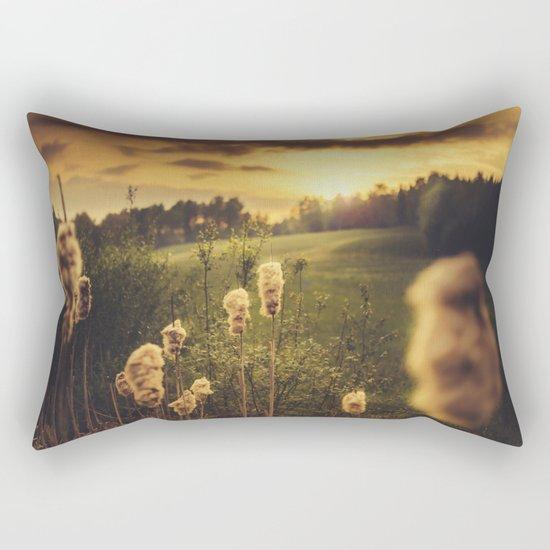 Unborn Rectangular Pillow