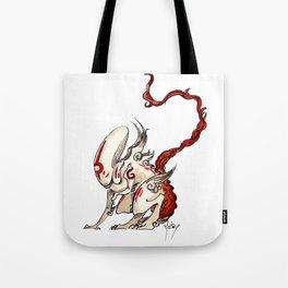 Cosplay Xenomorph - Okami Tote Bag