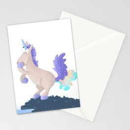 glitter toot Stationery Cards