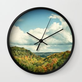 """Endless Possibilities"" Wall Clock"