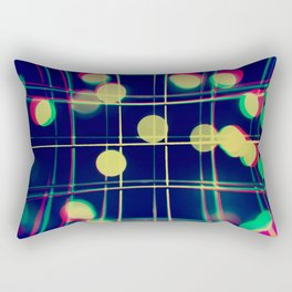 Neural Networks Rectangular Pillow