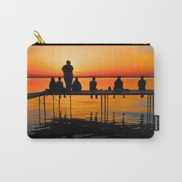 Sconnie Sunset Carry-All Pouch
