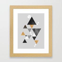 Berg 02 Framed Art Print