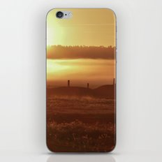 Golden Morning iPhone & iPod Skin