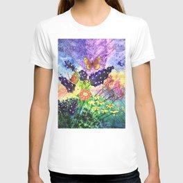 Bluebonnet Bouquet T-shirt