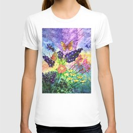 Bluebonnet Bouquet T-shirt