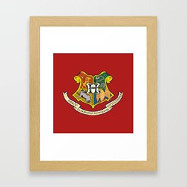 House Teams Framed Art Print