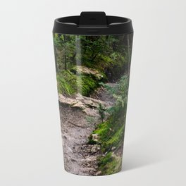 Winding Forest Trail Travel Mug