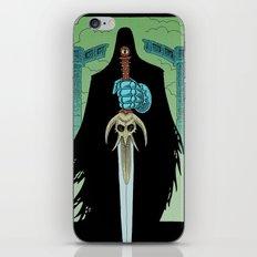 Death Bringer iPhone & iPod Skin