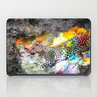 leopard iPad Cases featuring LEOPARD by sametsevincer